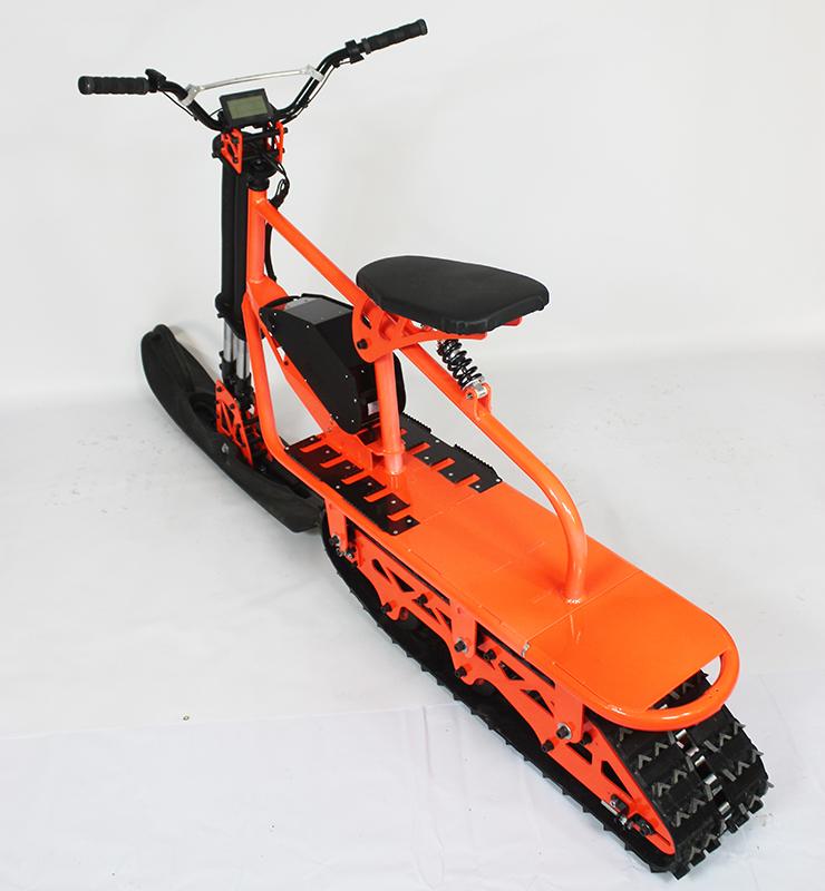 Sniejik Snowmobile |Electric Motorcycles News