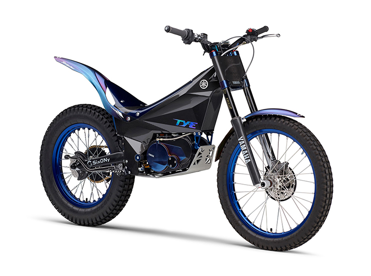 Yamaha Motor Tokyo Motor Show | Electric Motorcycles News