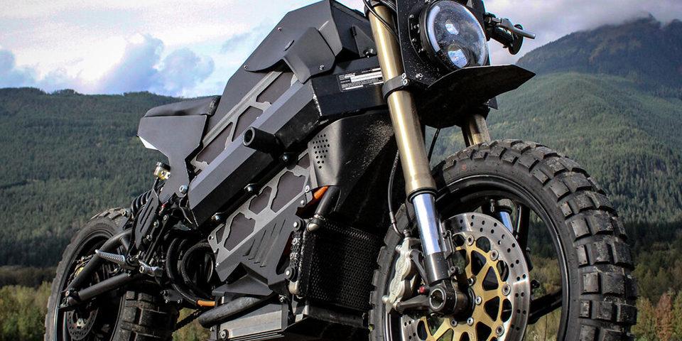 Droog Moto Electric scrambler |Electric Motorcycles News