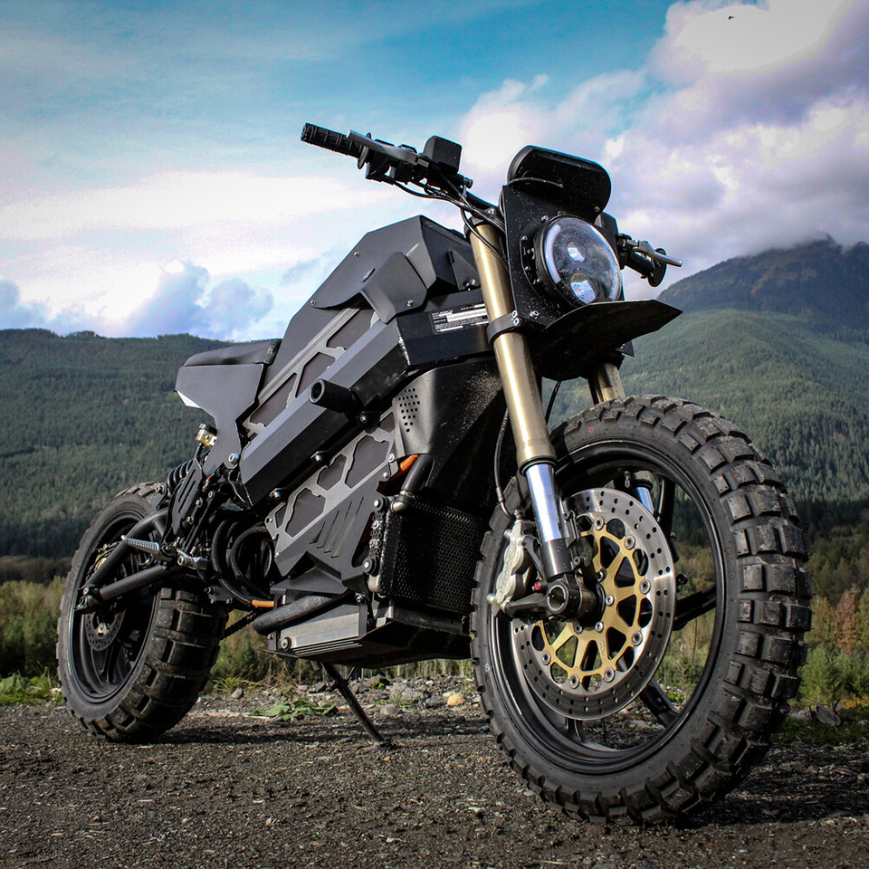 Droog Moto Electric scrambler | Electric Motorcycles News