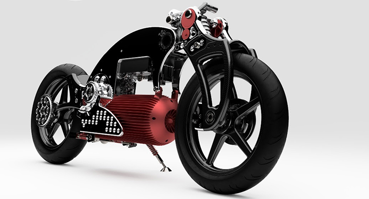 Newsflash | Hades 1 from Curtiss Motorcycles is almost here