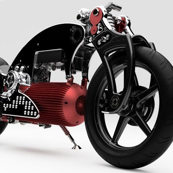 Hades 1 | Curtiss Motorcycles | Electric Motorcycles News