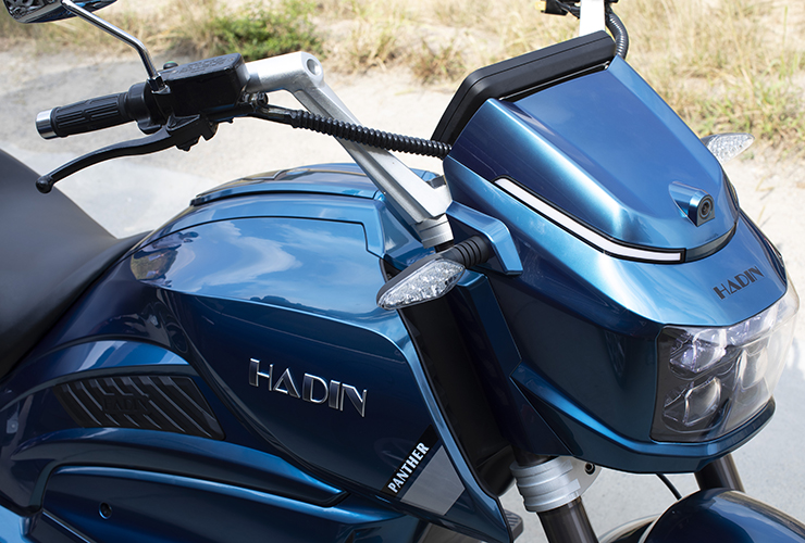 Panther E-cruiser from Hadin Motorcycle | Electric Motorcycles News