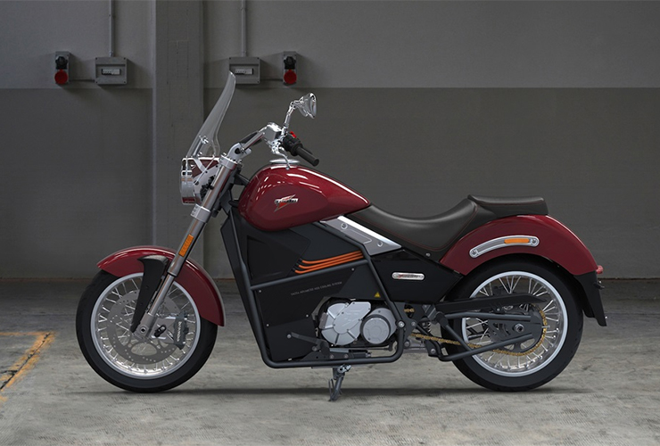 Tacita T-Cruise Turismo | Electric Motorcycles News