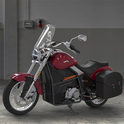 Tacita T-Cruise Turismo |Electric Motorcycles News