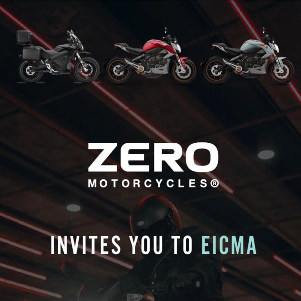 EICMA 2019 |Zero Motorcycles |Electric Motorcycles News