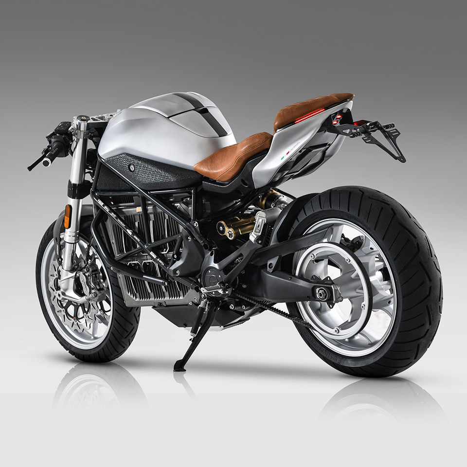 E-racer Motorcycles - the Edge - Electric Motorcycles News