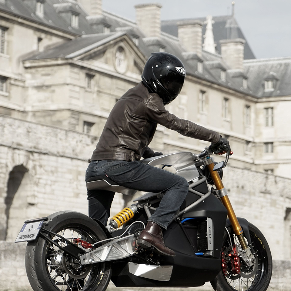 Essence Motocycles | Electric Motorcycles News