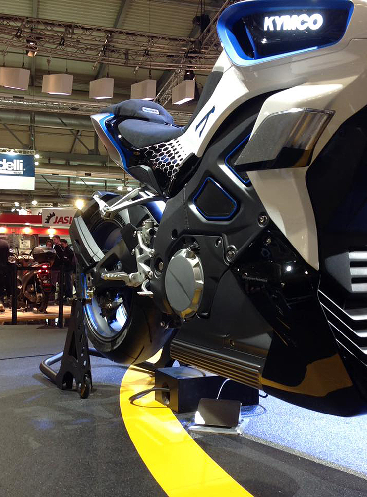 Kymco RevoNEX |Electric Motorcycles News