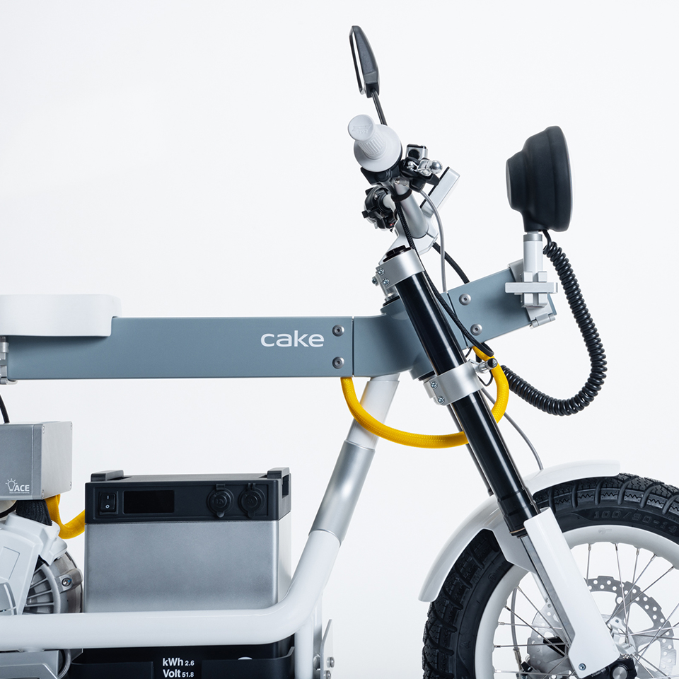 CAKE OSA | Electric Motorcycles News