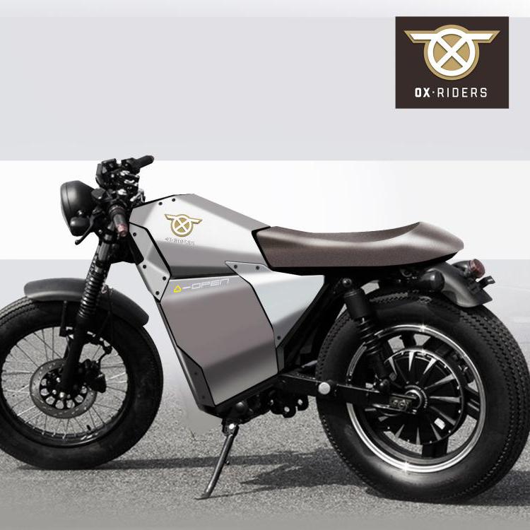 Prototype OX RIDERS |Electric Motorcycles News