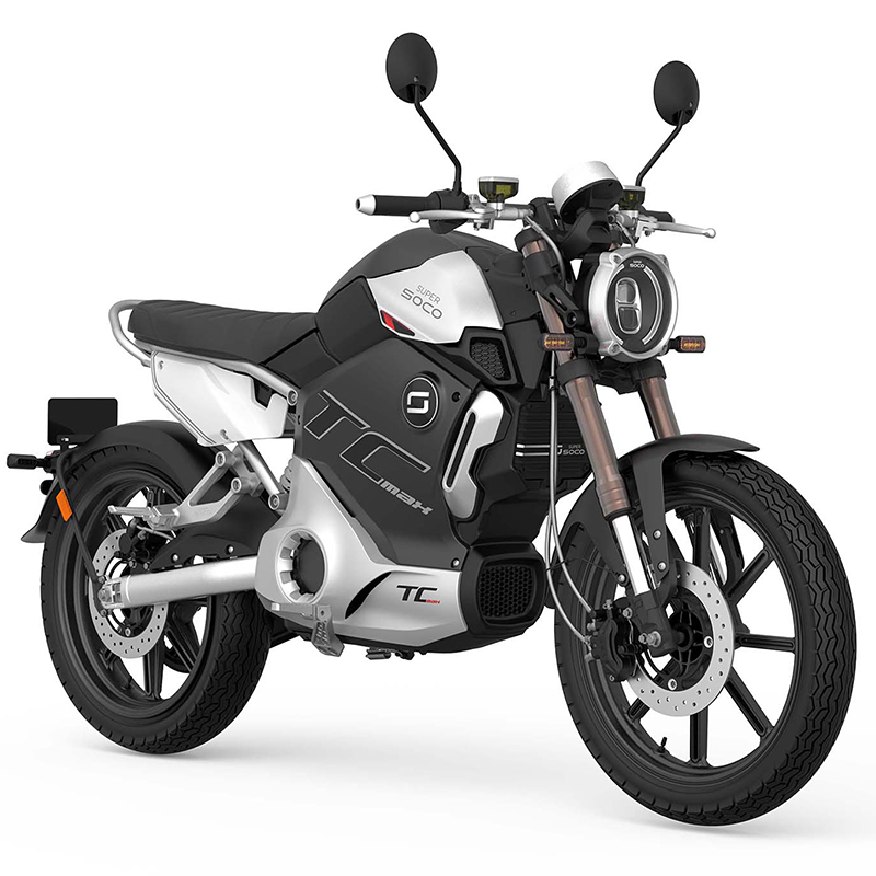 Super Soco UK | Electric Motorcycles News
