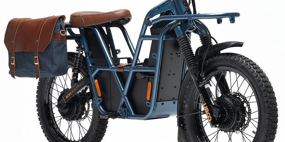 UBCO 3 wise men collab | Electric Motorcycles News