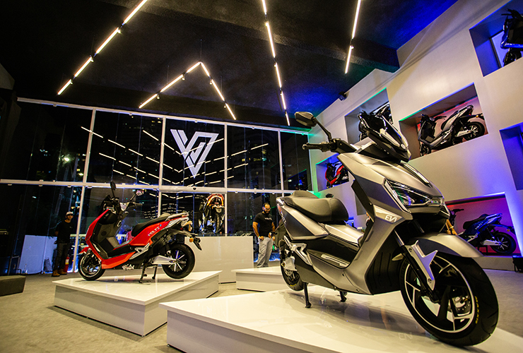 Voltz Motors | Electric Motorcycles News