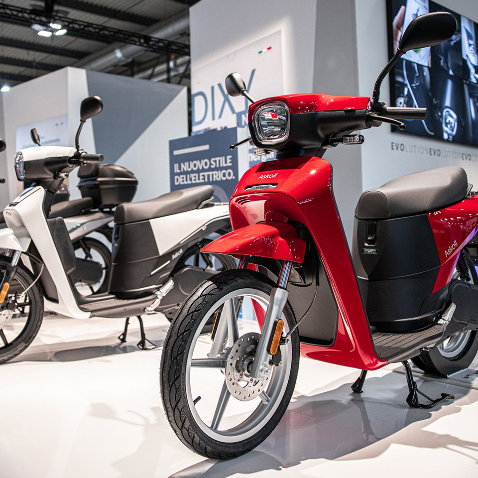 Askoll Eicma 2019 | Electric Motorcycles News