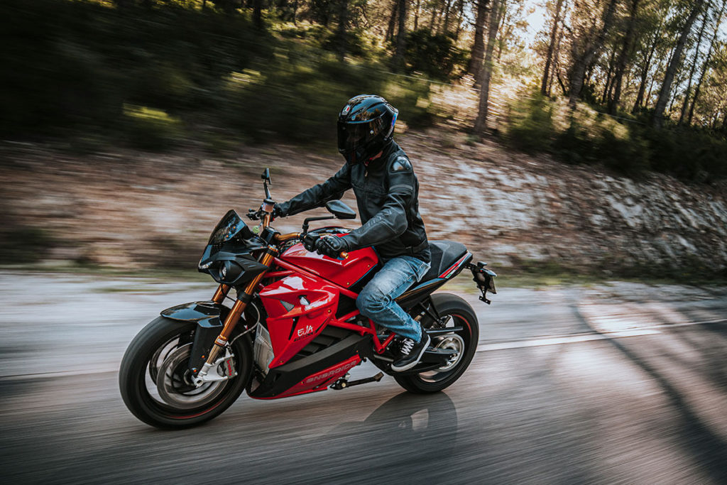 Energica Motor Company | Electric Motorcycles News