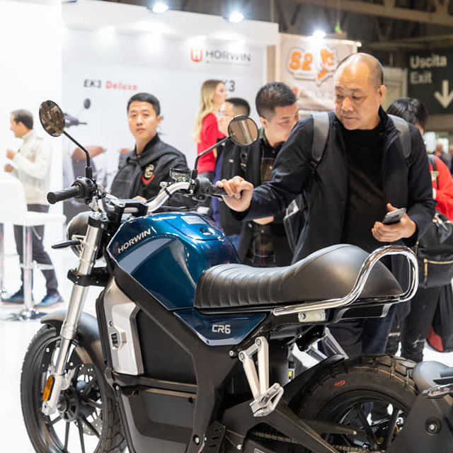 Horwin Europe  Eicma 2019   Electric Motorcycles News