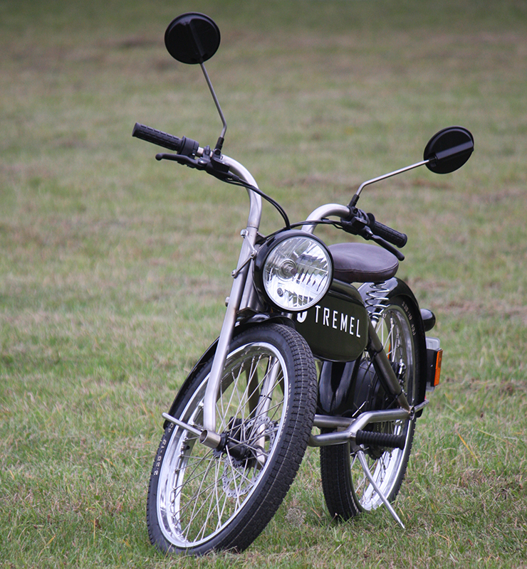 Tremel Zimmner |Electric Motorcycles News