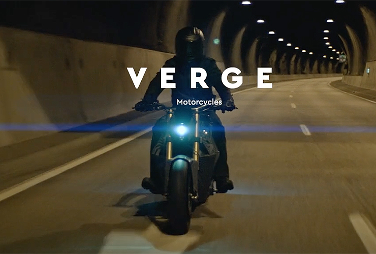 Verge Motorcycles | Electric Motorcycles News