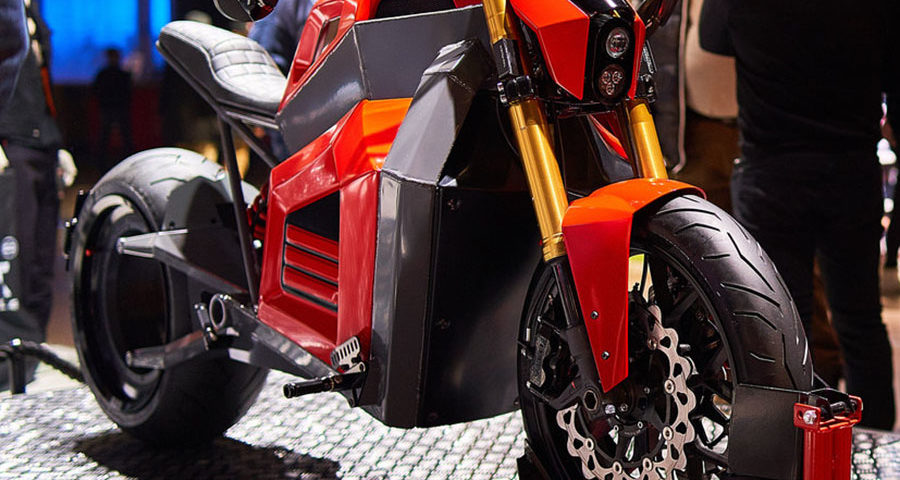 Verge TS - Verge Motorcycles |Electric Motorcycles News