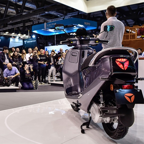 Yadea C1S | EMN | Electric Motorcycles News