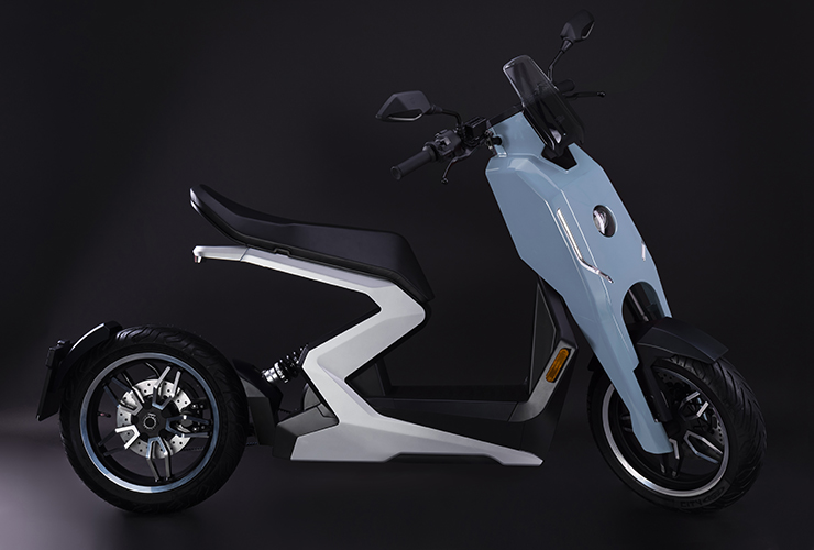 Zapp electric scooter | Electric Motorcycles News