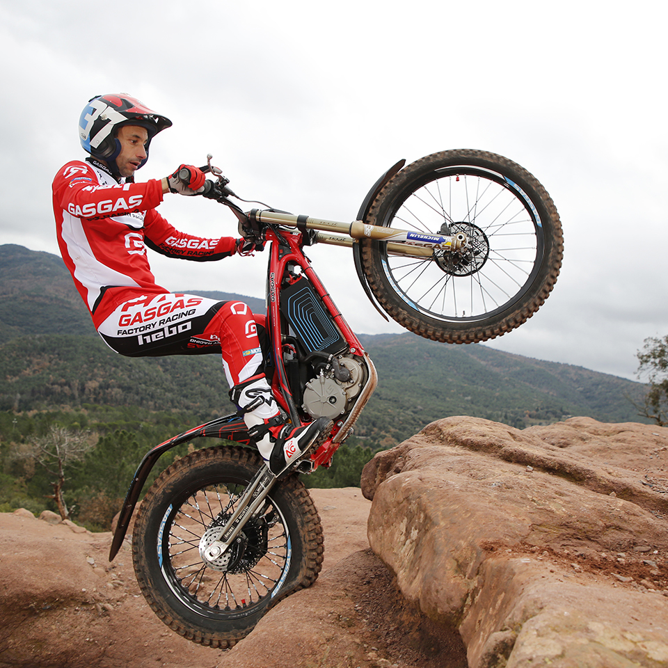 GasGas Factory Racing sign Albert Cabestany for Trial-E World Championship  Electric Motorcycles News