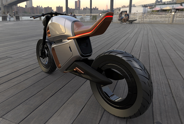 Nawa Racer from Nawa Technologies | Electric Motorcycles News