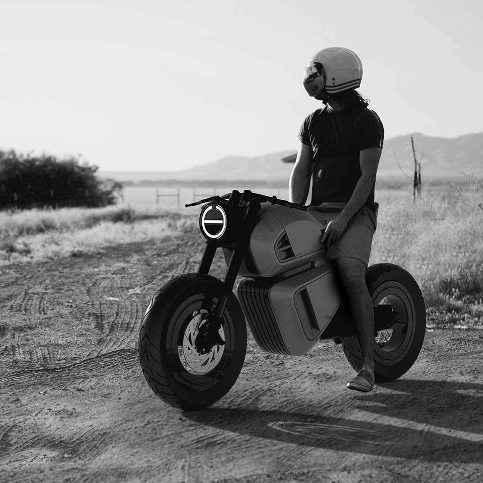 Nawa Racer from Nawa Technologies   Electric Motorcycles News