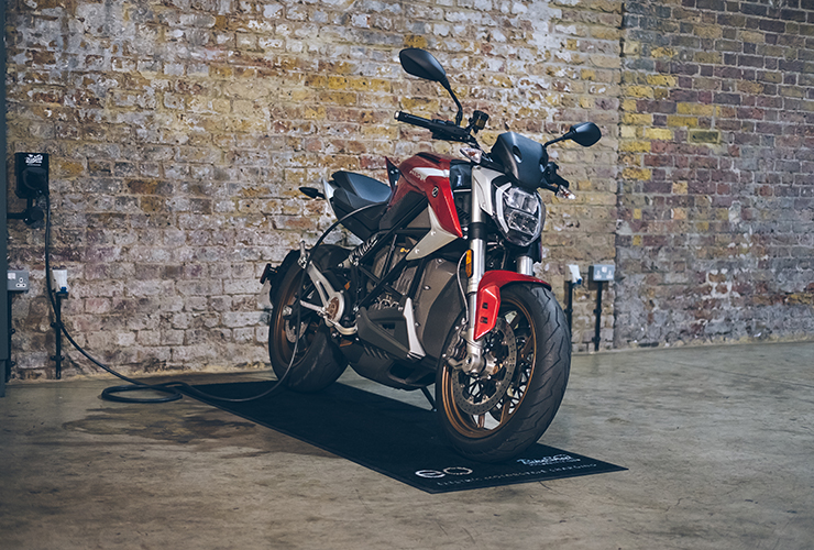 The Bike Shed London | Electric Motorcycles News