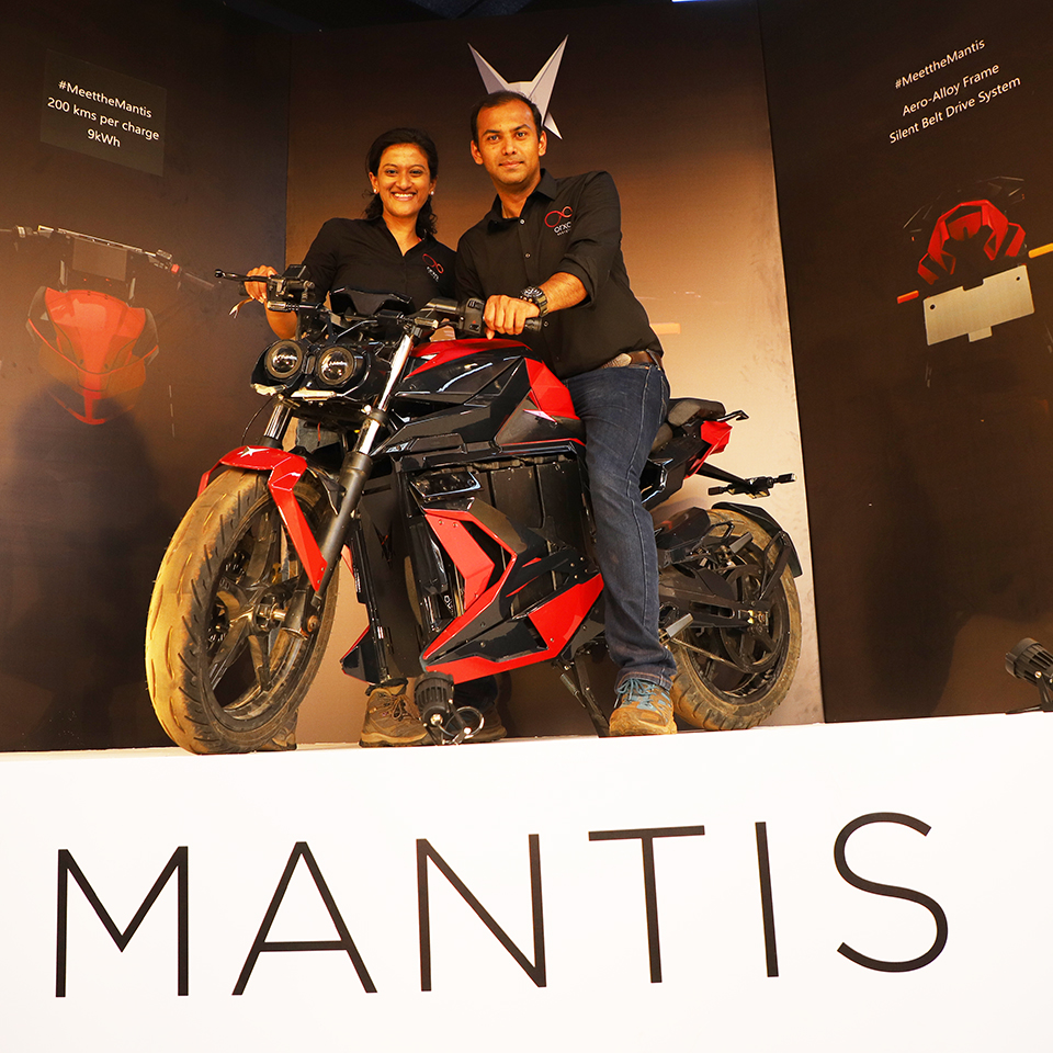 Orxa Energies | Mantis | Electric Motorcycles News