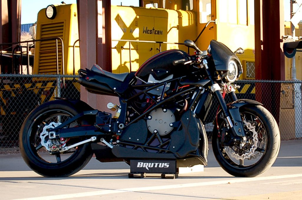 Brutus Electric Motorcycle | Electric Motorcycles News