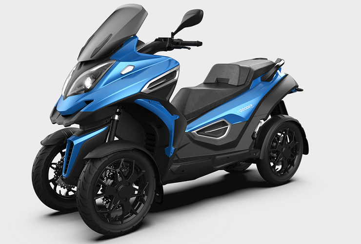 eQooder | Electric Motorcycles News