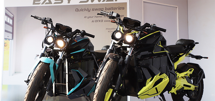 Orxa Energies |Mantis |Electric Motorcycles News