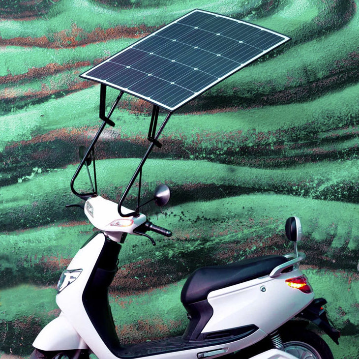Motosola canopy |Electric Motorcycles News