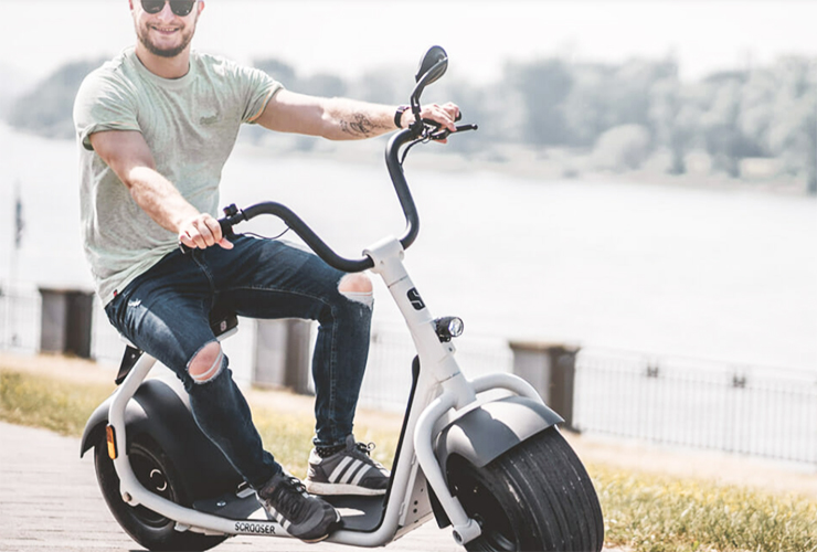 Kumpan |Scrooser |Electric Motorcycles News
