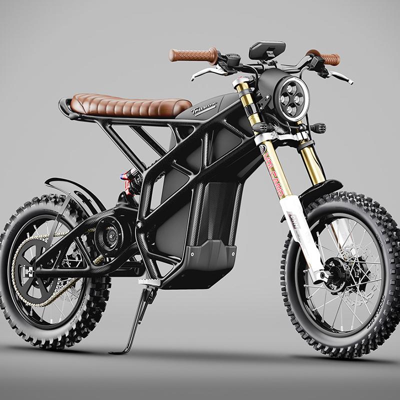 Pablo Baranoff Dorn | Truvor | Electric Motorcycles News