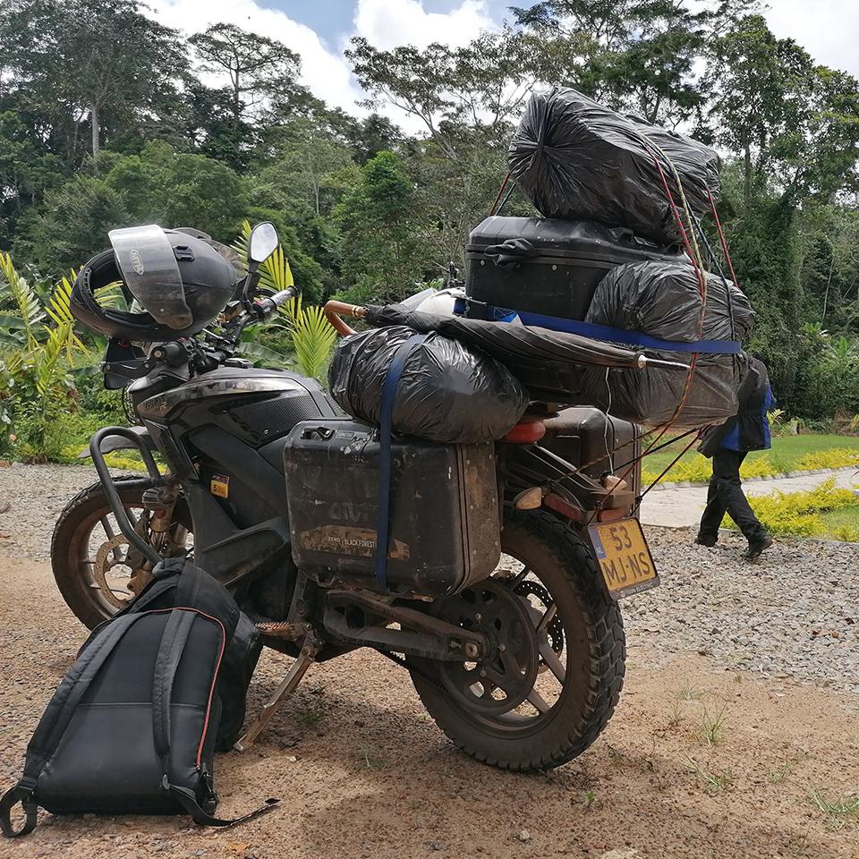 Zero Motorcycles Benelux   Africa ï Zero Black Forest   Electric Motorcycles News