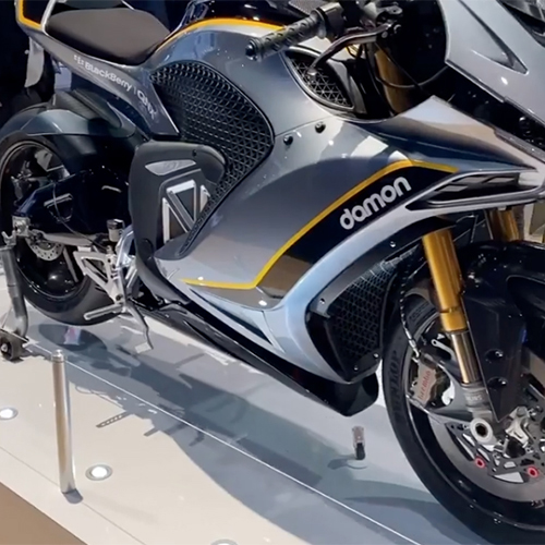 Damon Motorcycles  CES 2020   Electric Motorcycles News