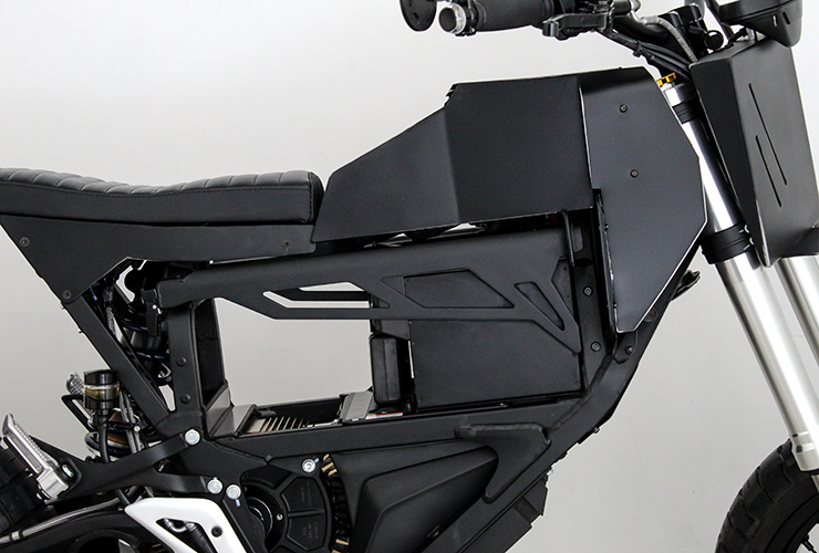 Droog Moto E-Fighter |Electric Motorcycles News