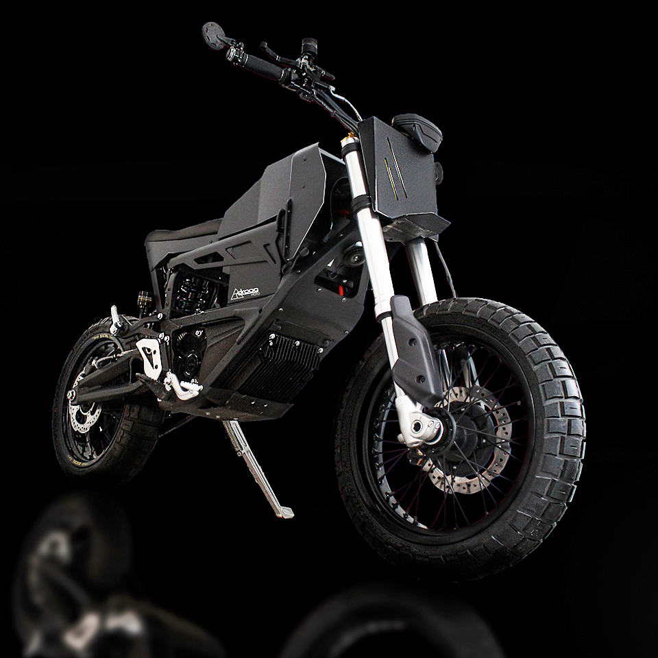 Droog Moto E-Fighter | Electric Motorcycles News