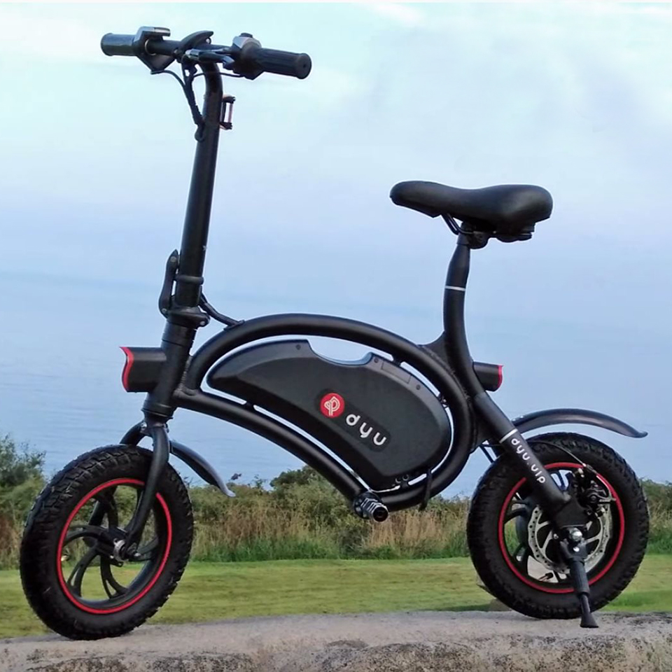 DYU - DYU Belgium - NovedadGent - Electric Motorcycles News