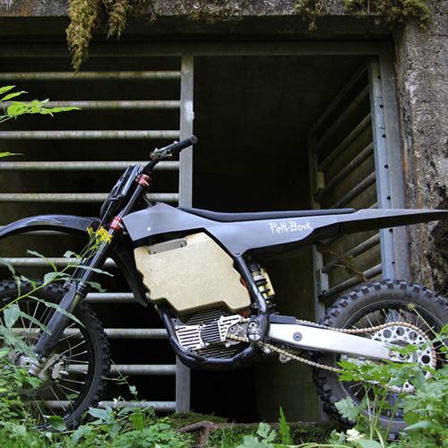 Pohlbock Germany Motorcrosser eBock | Electric Motorcycles News