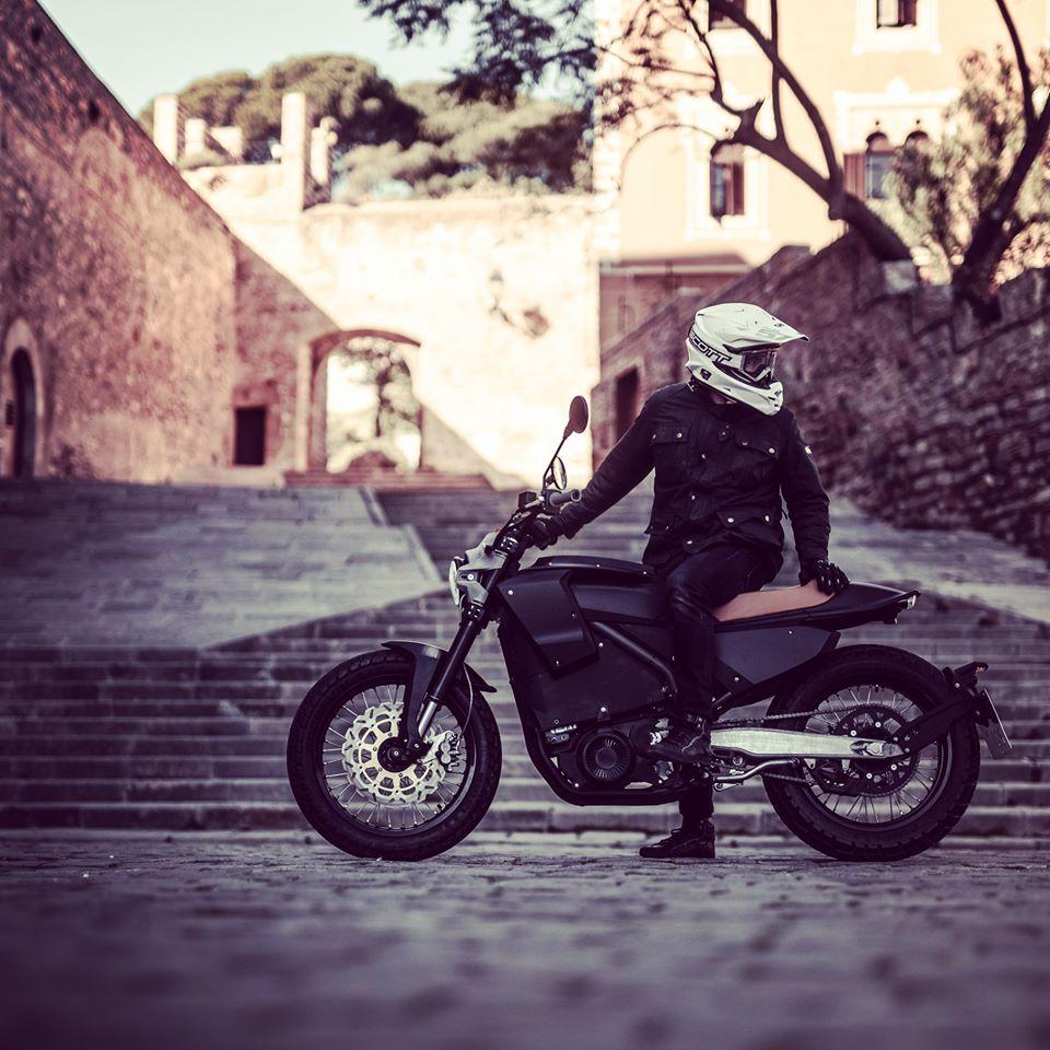 Pursang E-track   Electric Motorcycles News
