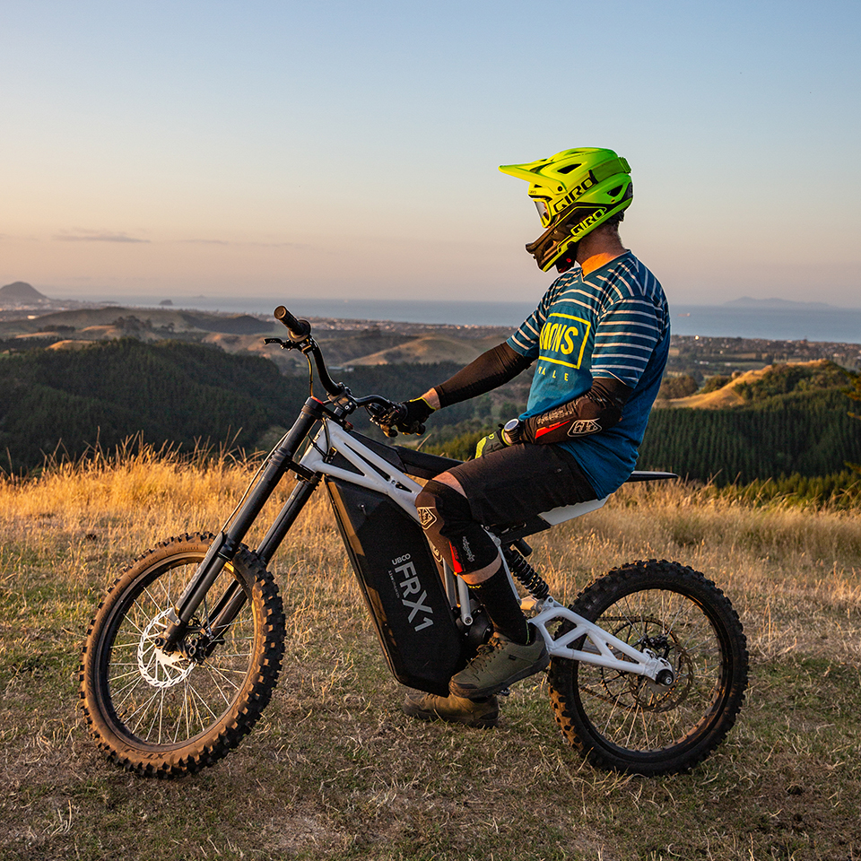 UBCO FRX1 Electric Trail Bike | Electric Motorcycles News