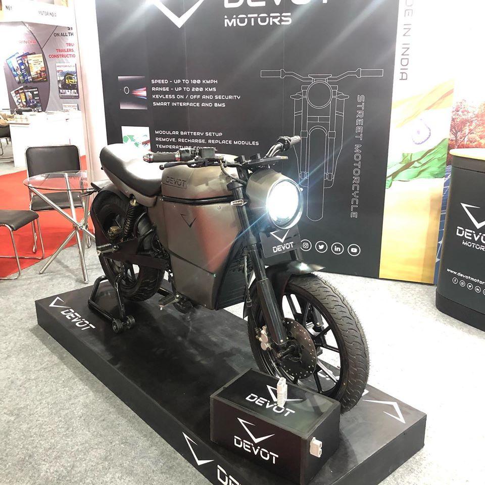 Devot Motors  Electric Motorcycles News