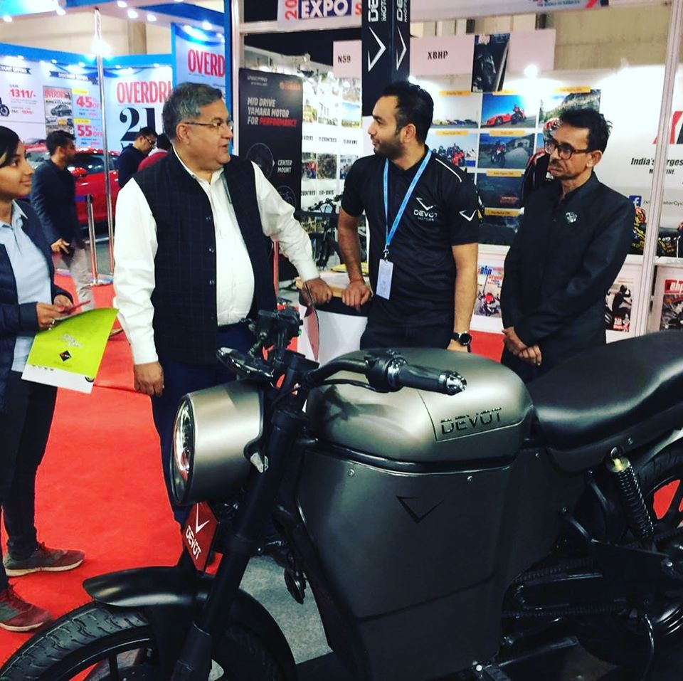 Devot Motors |Electric Motorcycles News