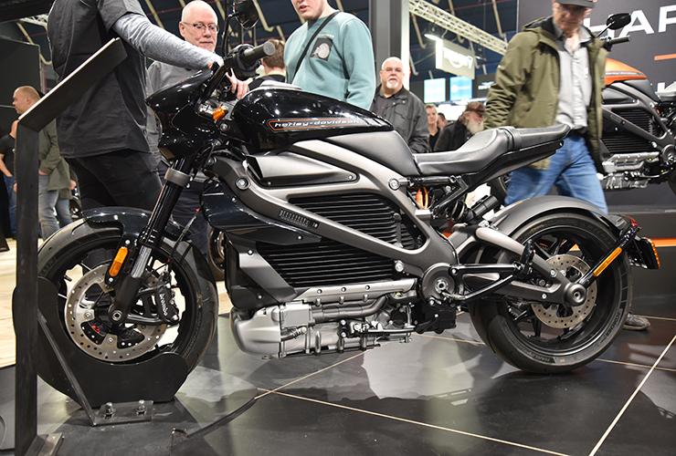 Harley Davidson LiveWire | MOTORbeurs Utrecht | Electric Motorcycles News