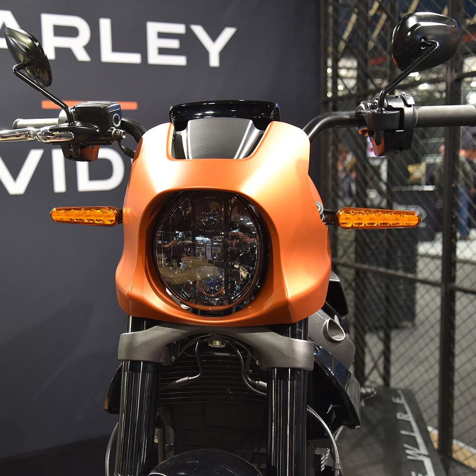 Harley Davidson LiveWire | MOTORbeurs Utrecht | Electric Motorcycles News