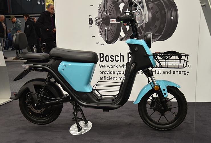 NIU | MOTORbeurs Utrecht | Electric Motorcycles News